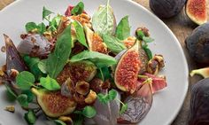 Yotam Ottolenghi's fig salad recipe