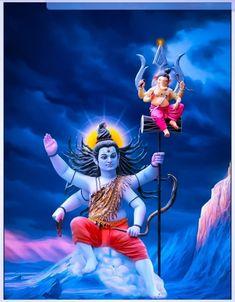 Lord Durga, Ganesh Lord, Shri Ganesh, Ganesha Art, Krishna, Lord Shiva, Shiva Parvati Images, Mahakal Shiva, Ganesha Sketch