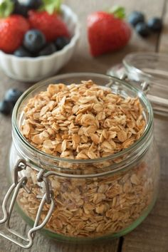Granola bars, Granola and The day on Pinterest
