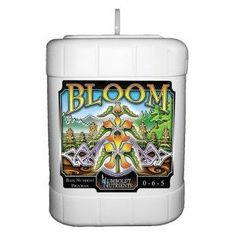 Check out our hottest deals ! Bloom - 5 Gal. - Humboldt Nutrients
