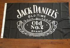 Happy Hour 90x150cm Jack Daniels whiskey bar flag decoration digital printing free shipping Buckle