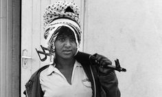 Steig Larsson spent year training Eritrean female guerrillas