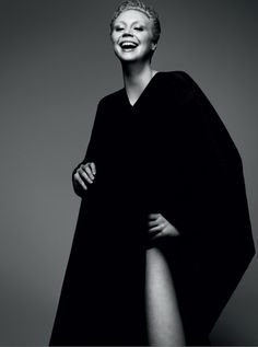 Gwendoline Christie. Love her on Game of Thrones!