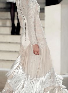 When i was 8 this is the dressed I dreamed of getting married in lol  temperley of london fw 2011
