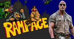 Rampage Movie Sets Start Date, The Rock Shares New Details -- The Rock has shared some brand new details about the upcoming Rampage movie and revealed that the movie begins shooting this April. -- http://movieweb.com/rampage-movie-dwayne-johnson-filming-details/