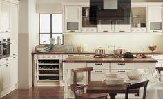 Cuisine en noyer sur pinterest armoires de cuisine en noyer et placards en caryer - Cocinas schmidt barakaldo opiniones ...