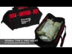 FEDERAL TYPE C FIRST AID KIT First Aid Kit, Safety, Type, Shop, Federal, Survival First Aid Kit, Security Guard, Diy First Aid Kit