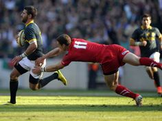 Gallery: South Africa v Wales