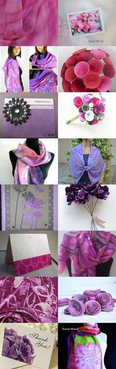 Silk and paper by Ieva Stirna on Etsy--Pinned+with+TreasuryPin.com