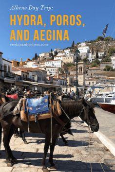 Athen's Day Trip: Hy