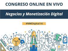 Más de 9 horas online en el evento de #monetización de negocios   #NMdigital16 #semrush #evento