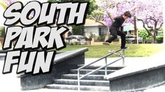 GREAT SKATE DAY AT SOUTH PARK & MORE !!! – A DAY WITH NKA – – Nka Vids Skateboarding: Source: nigel alexander