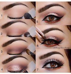 Gorgeous Eye Makeup Pictorial!! #Beauty #Trusper #Tip