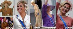 Resultado de imagen para prinsjesdag 2007 prinses maxima