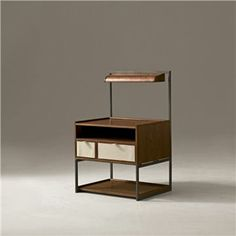 Giorgetti Syn Bedside Cabinet Style 54300 54301 Modern Tables