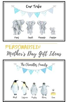 These adorable prints are a super gift for any family! Custom Dog Portraits, Pet Portraits, Personalised Family Print, Nursery Name, Wall Art Quotes, Pet Memorials, Animal Paintings, Online Printing
