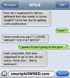 Page 164 - Relationships - Autocorrect Fails and Funny Text Messages - SmartphOWNED