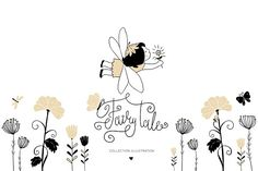 Little fairies collection by Magic & Dreams on @creativemarket