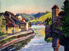 Passau - Ilzstadt - Hugo Kreyssig
