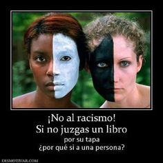 racismo Ap Spanish, Global Citizen, Spanish Language, Spanish Quotes, Quotes For Kids, Worlds Of Fun, Social Justice, Peace And Love, Decir No
