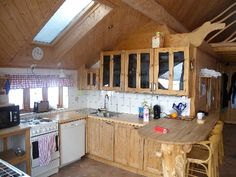 Log Cabins by the Sognefjord, Stølsheimen National Park, Høyanger, Norway Home Interior, Kitchen Interior, Last Minute Hotel Deals, Cabin Interiors, Cheap Hotels, Cabin Homes, Hotels Near, Hotel Reviews, Best Hotels