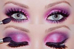 Whoa. VERY pink.