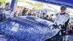 awesome Sunday in Italy: Tänak claims first win