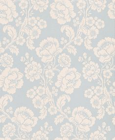 A beautifully elegant floral trail in a shimmering pearly cream on a stunning duck-egg blue background, printed with pearlescent inks. Please request a sample for true colour match. Aqua Wallpaper, Iphone Wallpaper Fall, Trendy Wallpaper, Print Wallpaper, Blue Wallpapers, Wallpaper Backgrounds, Duck Egg Blue Wallpaper, Lounge Decor, Inspirational Wallpapers