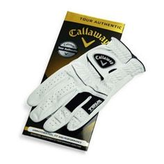 Callaway Golf Tour Authentic Gloves: Callaway Golf Tour Authentic Gloves The Tour Authentic Glove is what Callaway Tour Pros use on the… Wilson Golf Clubs, Golf Tour, Golf Putters, Golf Shop, Callaway Golf, Cheap Online Shopping, Golf Irons, Mens Gloves, Golf Accessories