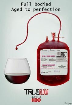 I don't care how much physics needs to be done, I will be enjoying a glass of vino & vamps tomorrow night. #newseason #trueblood