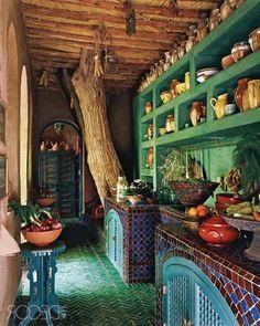 Mexican Kitchen para el patio :) | Decor Ideas I love u0026lt;3...