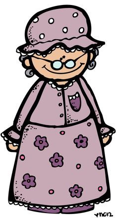 Red's Grannie - MelonHeadz Cupcake Coloring Pages, Printable Pictures, Cute Clipart, Happy Kids, Stone Painting, Rock Art, Adult Coloring, Cute Kids, Activities For Kids