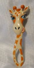 Vintage AVON 1970s GIRAFFABATH Child Giraffe Brush EUC So CUTE!! HTF Vintage Nursery, Vintage Avon, My Childhood Memories, Giraffe, Children, Kids, The Past, 1970s, Cute