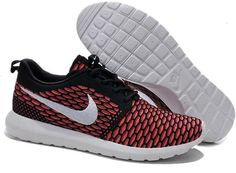official photos 124ae 603c3 Buy Nike Roshe Run Flyknit Mens Red Black Shoes For Sale from Reliable Nike  Roshe Run Flyknit Mens Red Black Shoes For Sale suppliers.