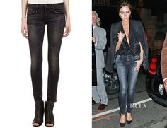 Victoria Beckham's R13 'Kate' Skinny Jeans