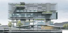 Ministerios, Bernal Arquitectos, 2015. Bogotá - Tìm với Google