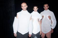 A 13ª edição do Faap Moda, que sempre mostra os trabalhos dos estudantes do curso de moda da faculdade, aconteceu nessa segunda, 28/11, com styling de Maurício Ianês e trilha sonora de Max Bloom.
