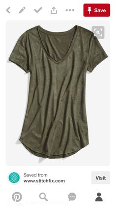 Love this style, but I can't wear green!