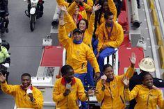 colombia atletas olimpicos.