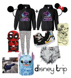 """DISNEY"" by reegan-diana ❤ liked on Polyvore"