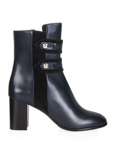 Alvy military leather ankle boots | Isabel Marant | MATCHESFASHION.COM US