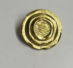 Gold Spiral - Sew Much Fabric