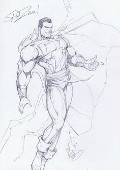 Captain Marvel (art)