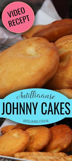 The best Caribbean Johnny Cakes are made with this authentic recipe. Learn how to make traditional Johnny Cake from Aruba, Bonaire, Curaçao, Jamaica & Trinidad. Jamaican Cuisine, Jamaican Dishes, Jamaican Recipes, Carribean Food, Caribbean Recipes, Caribbean Bakes Recipe, Caribbean Johnny Cake Recipe, Bake And Saltfish, Johnny Cakes Recipe