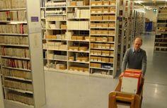 Archivists preserve theater recordings