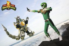 Green ranger the best of all