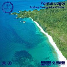 Partners, sudah pernah berkunjung ke Lagoi? Ini adalah surganya Pulau Bintan. Soal keindahan pantainya, jangan diragukan Partners. Anda akan berdecak kagum saat berada di sini. Lagoi dapat ditempuh dari Tanjungpinang selama kurang lebih 2-3 jam. Tak terasa jauh untuk surga cantik seperti ini Partners.