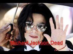 Fotos de Michael Jackson Morto, Cenas Fortes - Globo Reporter
