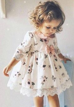 Best 9 Little girl outfits – Page 639792690793974813 – SkillOfKing.Com Best 9 Little girl outfits – Page 639792690793974813 – SkillOfKing. Baby Girl Dress Patterns, Baby Dress Design, Dresses Kids Girl, Little Girl Outfits, Little Girl Fashion, Little Girl Dresses, Fashion Kids, Kids Outfits, Flower Girl Dresses