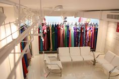 Inspiration fashion store by ZainNofal, Ramallah store design